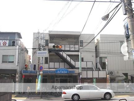 ハイツMORI[305号室]の外観