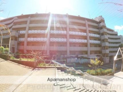 アーバンパーク緑地公園[608号室]の外観