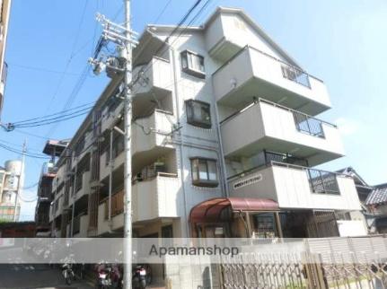 新香里ライオンマンション[405号室]の外観