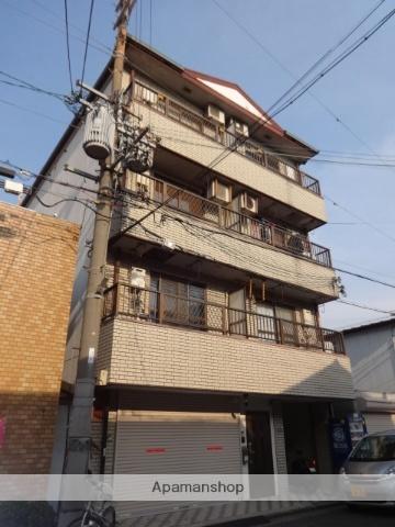 JPアパートメント堺(旧マンション大須賀Ⅰ)[403号室]の外観