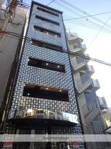 大阪府大阪市阿倍野区阪南町5丁目の賃貸マンションの外観