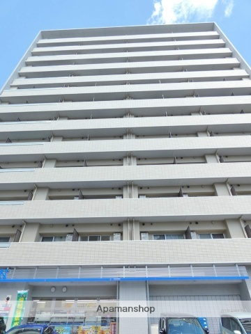 W.O.B.京橋[418号室]の外観