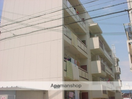 東田マンション[A-1号室]の外観