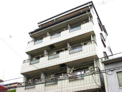 ハイツエムーユ[6A号室]の外観