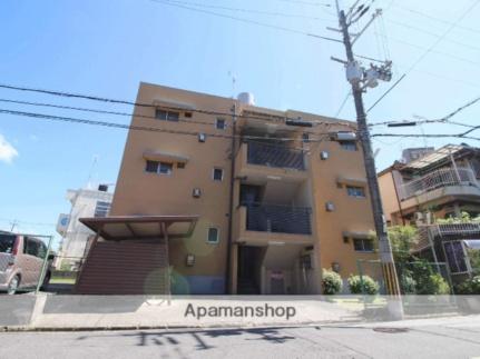 高塚コーポラス[102号室]の外観