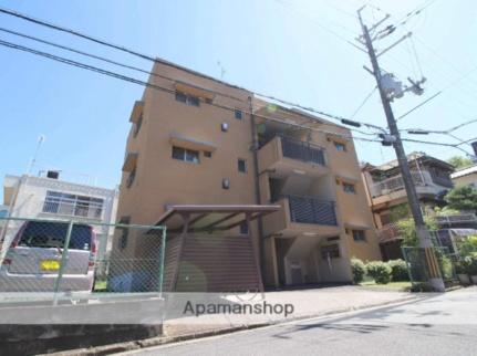高塚コーポラス[202号室]の外観