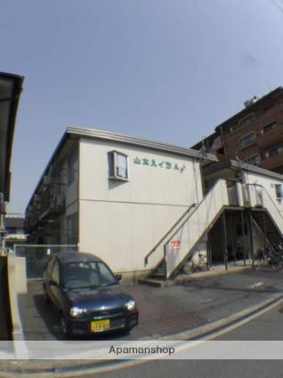 山本ハイツA・B[B204h号室]の外観