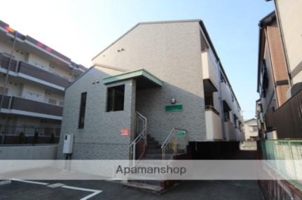 前川マンションⅡ[201号室]の外観