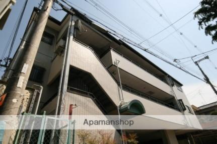 前川マンション3番館[303号室]の外観