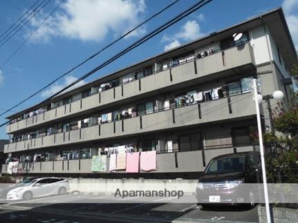 メゾンボナール[1階]の外観