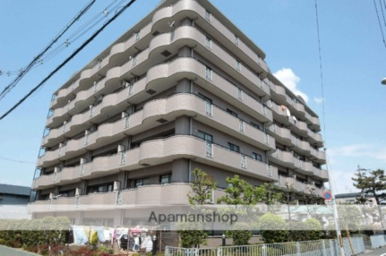 メゾンリーガル48[6階]の外観