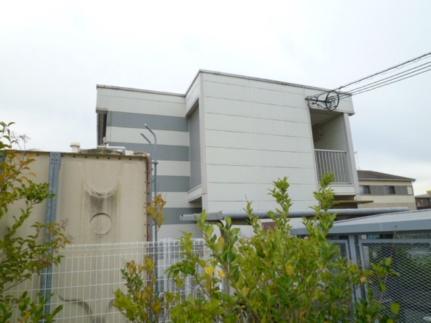 レオパレスル・ソレイユ[1階]の外観