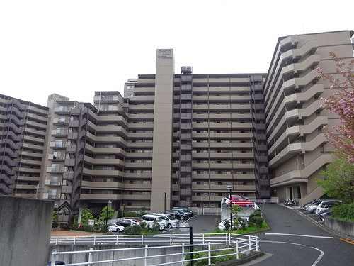 大阪府河内長野市自由ケ丘