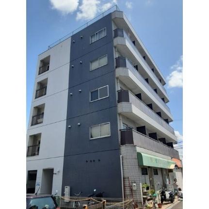 ハイツ加賀[305号室]の外観
