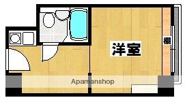 ステュディオ堺フェニックス[621号室]の間取り