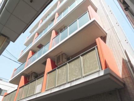 エトワール瓦町[3階]の外観