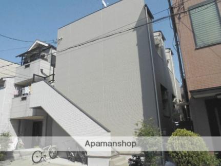 大阪府堺市堺区新在家町西3丁の賃貸アパートの外観