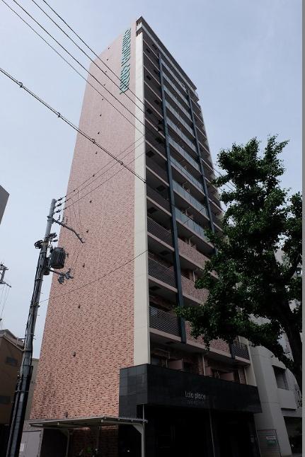 ララプレイスOSAKA WEST PRIME[0604号室]の外観