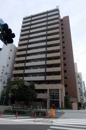 プレサンス難波元町[0801号室]の外観