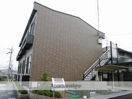 レオパレスレジデンシャル[2階]の外観