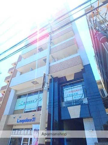 ハイネス・センターコート[3階]の外観