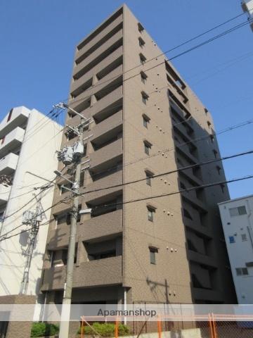 リーガル大阪城北[402号室]の外観