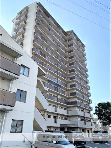 大阪府泉南市中小路2丁目の賃貸マンションの外観