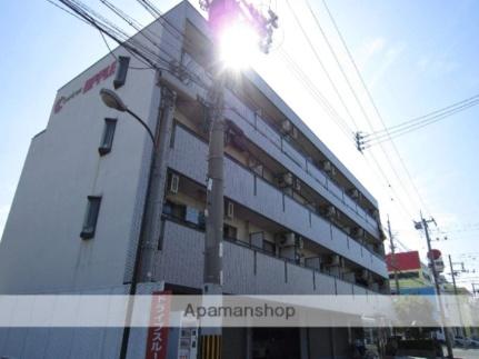 大阪府岸和田市作才町1丁目の賃貸マンションの外観