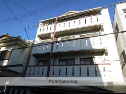 シャトー堺町[401号室]の外観