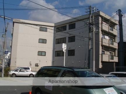 武田マンション[4-B号室]の外観