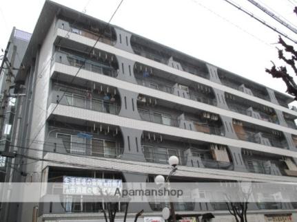 三松マンション[410号室]の外観