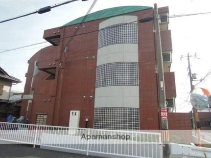 大阪府岸和田市作才町の賃貸マンションの外観