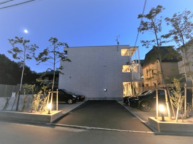 兵庫県芦屋市松浜町