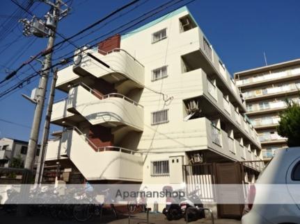 コーポアガペ[2階]の外観
