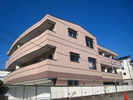 ネオグレース 3階の外観