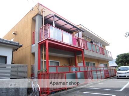 阪上コーポ[101号室]の外観