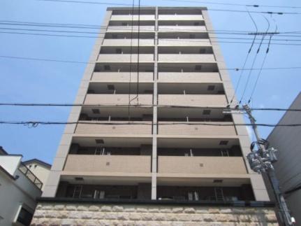 プレサンス三ノ宮駅前プライムタイム[0905号室]の外観