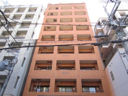 プレサンス神戸三宮[0208号室]の外観