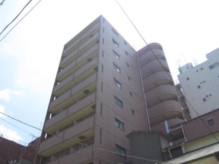 プレサンス神戸裁判所前[0904号室]の外観