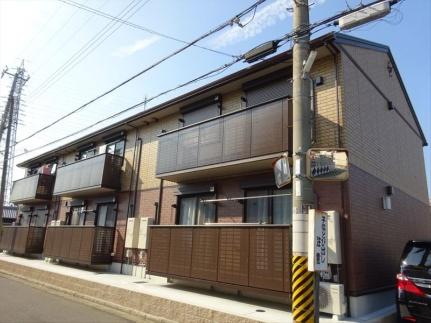和歌山県和歌山市鳴神の賃貸アパートの外観