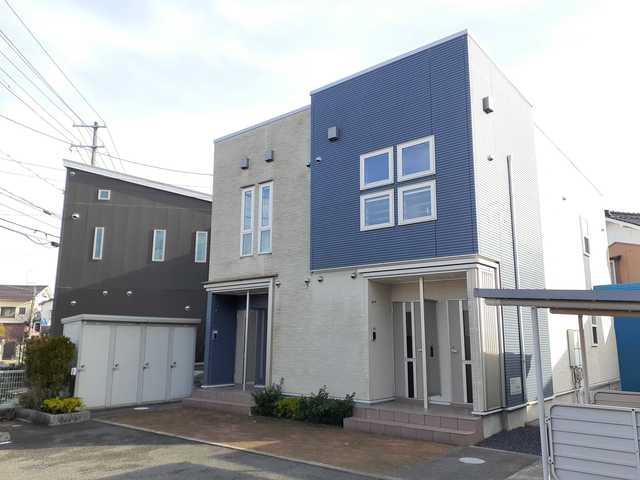 鳥取県鳥取市国府町分上2丁目