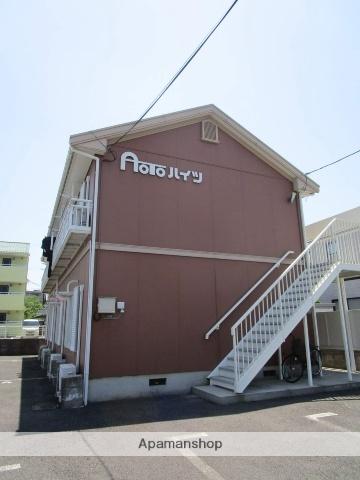 島根県松江市学園1丁目の賃貸アパートの外観