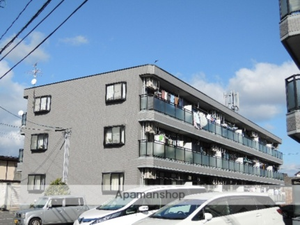 ドミール福島B[101号室]の外観