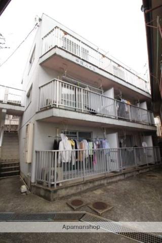 岡山県岡山市北区伊島町3丁目の賃貸マンションの外観