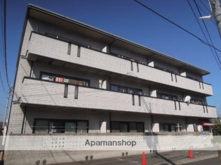 岡山県岡山市北区矢坂本町の賃貸マンションの外観