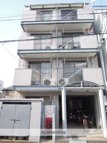 アップルハウス桑田[3階]の外観