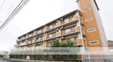 岡山県総社市中央3丁目の賃貸マンションの外観