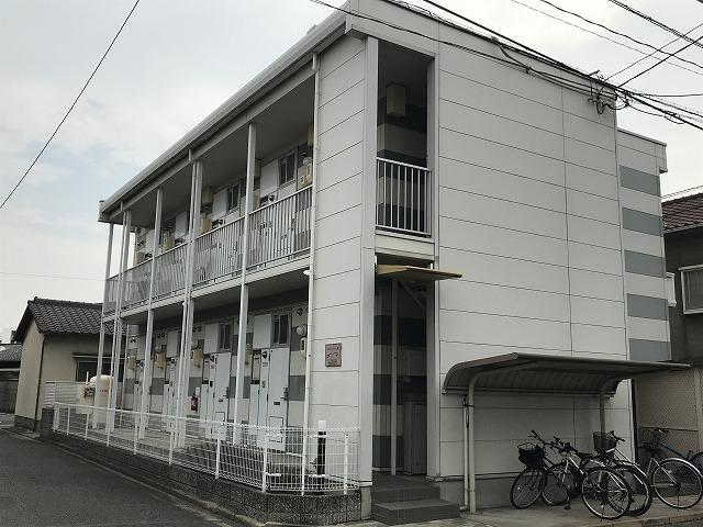岡山県倉敷市白楽町