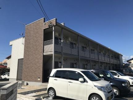 ミランダコンフォート倉敷[2階]の外観