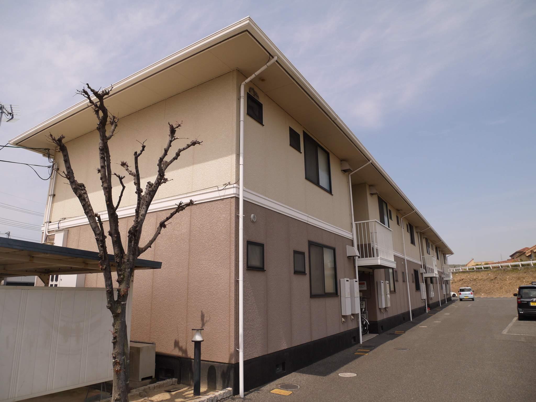 岡山県岡山市北区平野